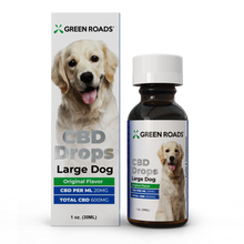 Load image into Gallery viewer, 600mg Drops - Large Dog