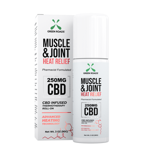 250mg Muscle & Joint Heat Relief Roll-on