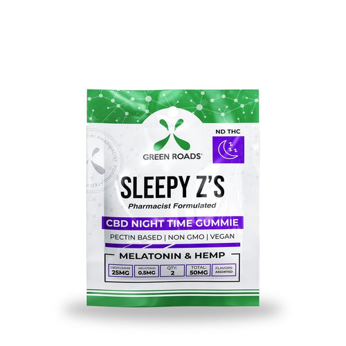 50mg Sleepy Z's