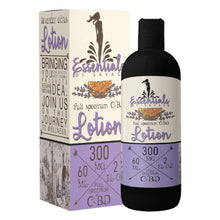 Load image into Gallery viewer, 300mg Lotion - Essentials by Savage