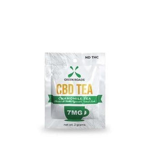 7mg Chamomile Tea Bag