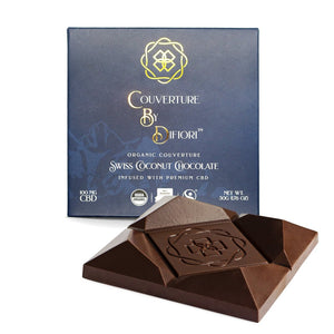 100mg Swiss Coconut Chocolate