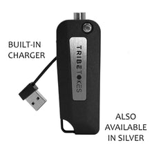 Load image into Gallery viewer, The Saber Battery (Black & Silver)