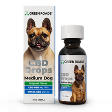 Load image into Gallery viewer, 210mg Drops - Medium Dog
