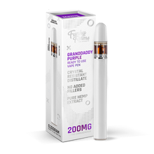 Load image into Gallery viewer, 200mg Disposable Vaporizer - Granddaddy Purple