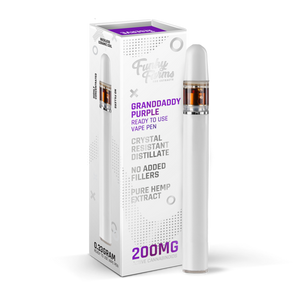200mg Disposable Vaporizer - Granddaddy Purple