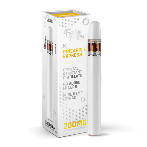 200mg Disposable Vaporizer - Pineapple Express