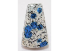 Blue K2 Stone Cabochon 41mm x 25mm x 7mm - KSTNCABS2215
