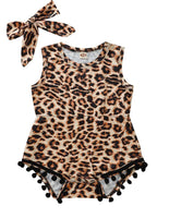 Leopard Baby 2piece set