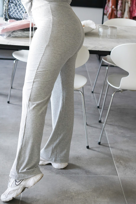 Verna Pants - Grey