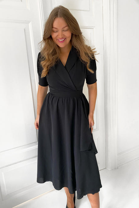 Emma Dress - Black