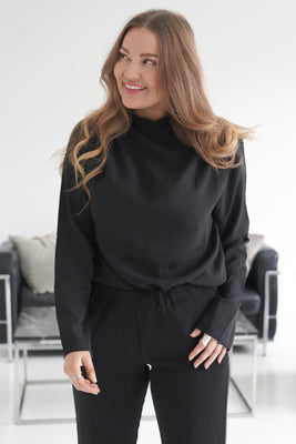 Luna Top - Black