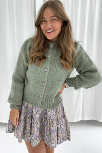 Casey Knit - Green