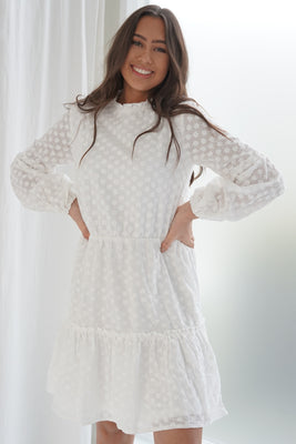WD 46 Dress - White