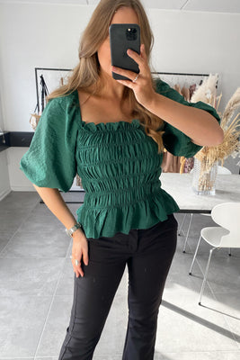 Asdia Top (Preorder del. week 3) - Green