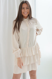 Onlthea Dress - Beige