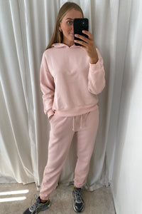Stella Pants - Rose Smoke