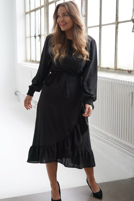 Vivi Dress - Black