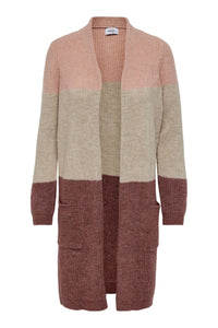 Jade Knit Cardigan - Bordeaux