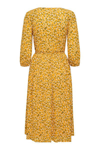 Pella Dress - Yellow