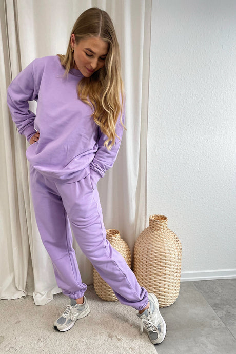 Couch Sweatpant - Syren Purple