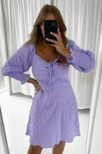 Viola Dress - Light Purple