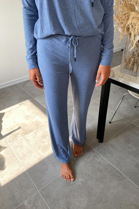 Verna Pants - Blue Cloud