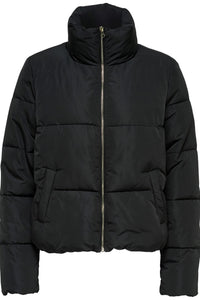 Erica Jacket Short - Black