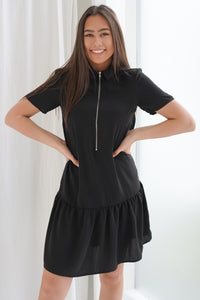 Ranona Dress - Black