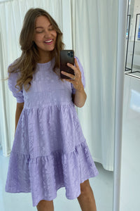 Vilma Dress - Light Purple