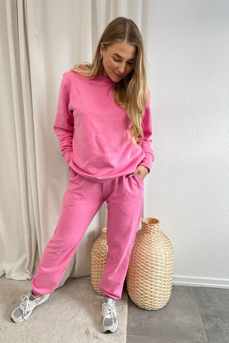 Couch Sweatpants - Soft Pink