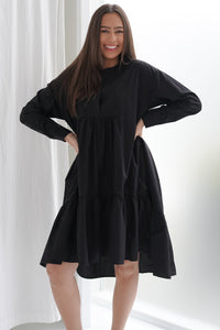 Lulu Dress - Black