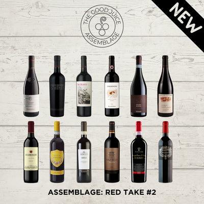 Mixed Case: Assemblage Red Take #2