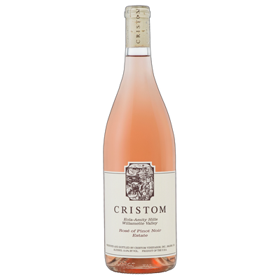 Cristom Vineyards Estate Rosé 2018