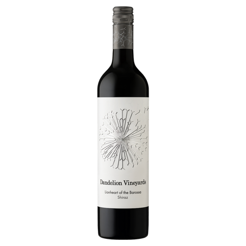 Dandelion Vineyards Shiraz, Lionheart of the Barossa