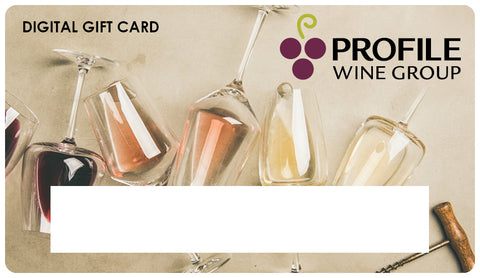 Profile Wine Group Digital Gift Card
