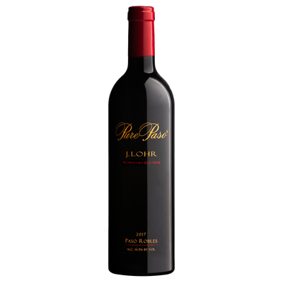 J. Lohr Pure Paso Proprietary Red 2017