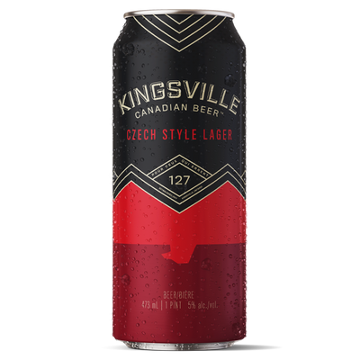Kingsville Brewery CZECH STYLE LAGER