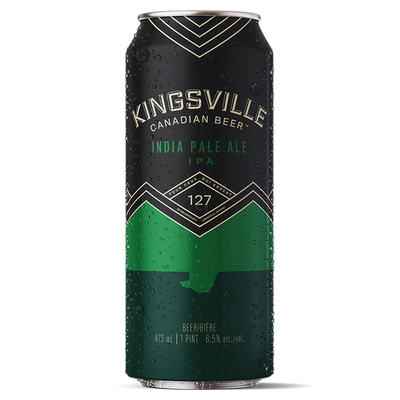 Kingsville Brewery INDIA PALE ALE