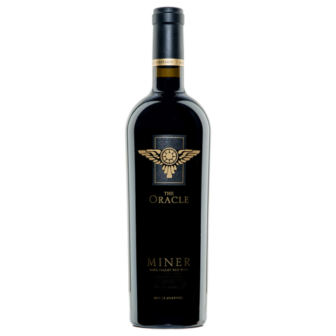 Miner Family Winery Oracle Napa Valley Red 2014