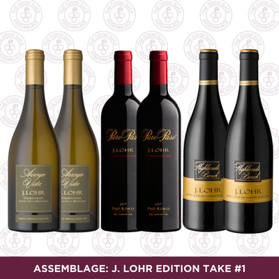Mixed Case: Assemblage J. Lohr Edition Take #1