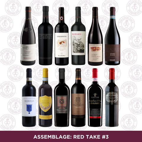 Mixed Case: Assemblage Red Take #3