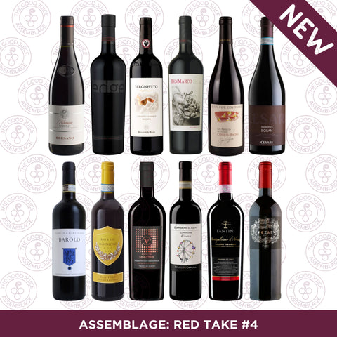 Mixed Case: Assemblage Red Take #4
