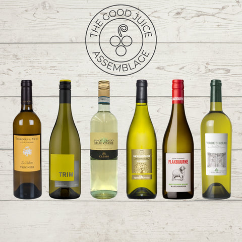 Mixed Case: Assemblage Refreshing Whites