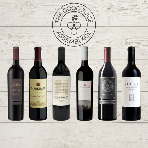 Mixed Case: Assemblage Signature Cabernet