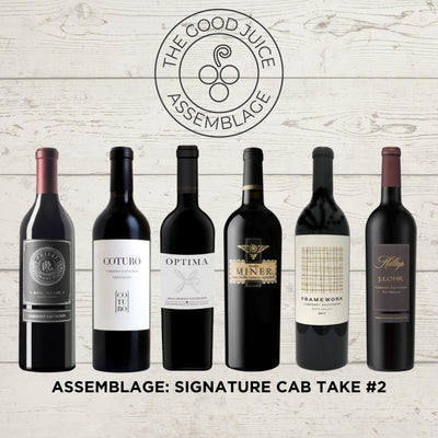 Mixed Case: Assemblage Signature Cabernet Take #2