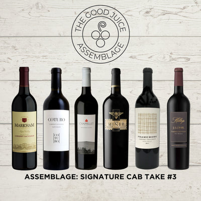 Mixed Case: Assemblage Signature Cabernet Take #3