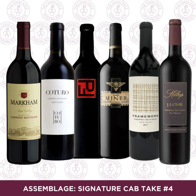 Mixed Case: Assemblage Signature Cabernet Take #4