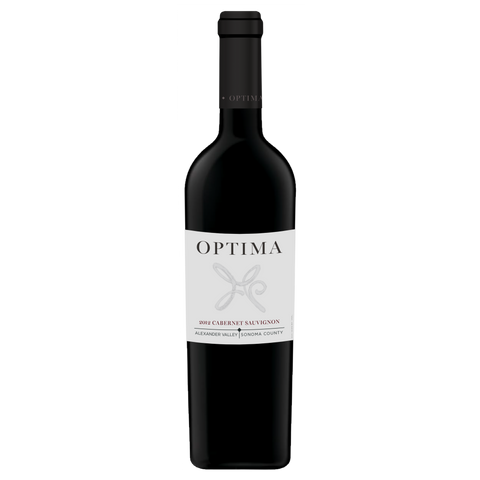 Optima Winery Cabernet Sauvignon, Alexander Valley 2014