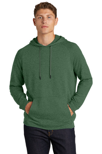 Light Weight French Terry Pullover Hoodie with pouch